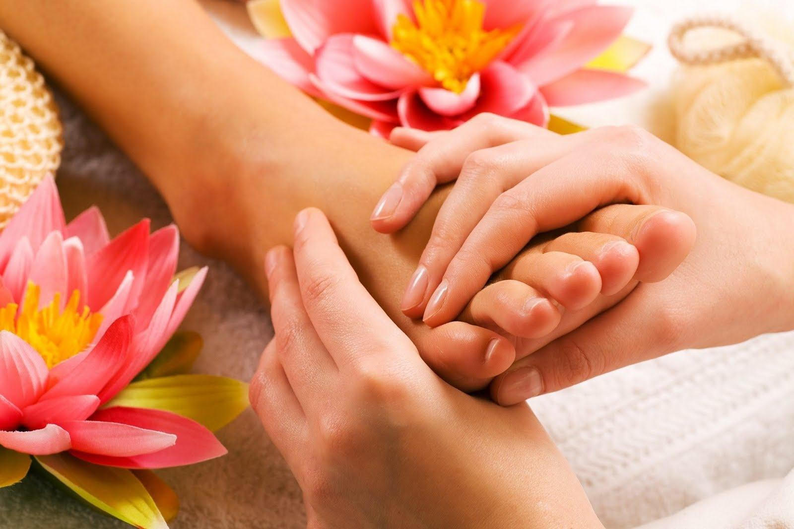 Pedicuresalon Milia aan Manhuisveld 19 te Breda geeft ook voetbeen massage behandeling